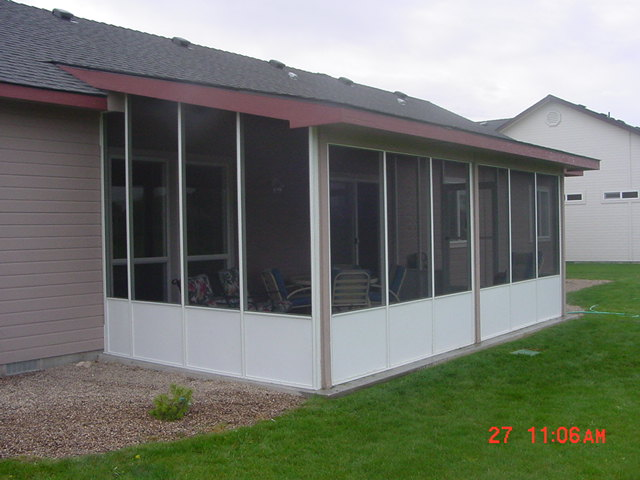 ... Customized Screened Patio Rooms. Click Any Image To Get A Better Look!