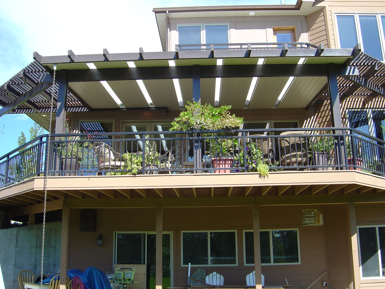 ... Patio Covers Unlimited Boise By Boise Patio Covers Solid Lattice Patio  Covers Unlimited ...