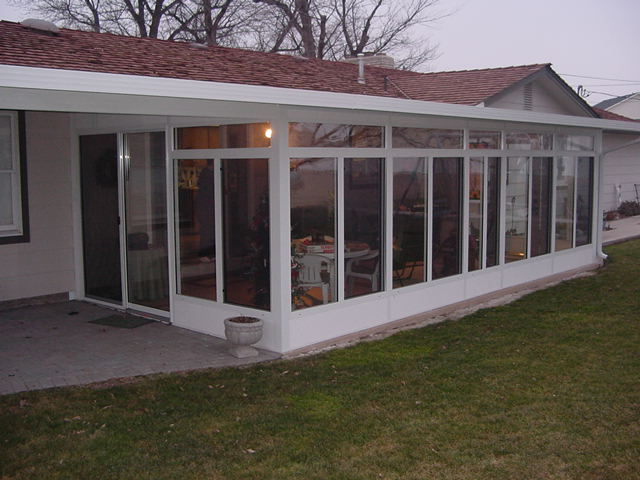 Sunrooms And Patio Enclosures