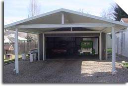 Solid Patio Covers and Covered Carports by Patio Covers Unlimited, Inc.